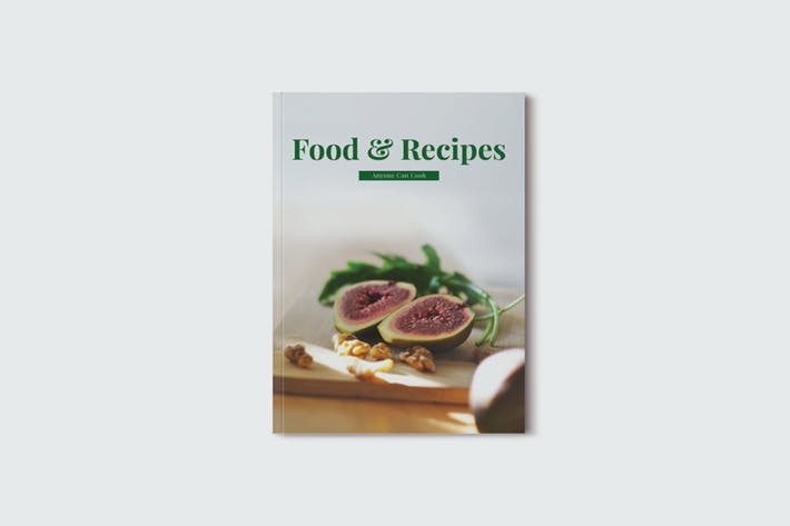 Thumbnail for A4 Food Magazine