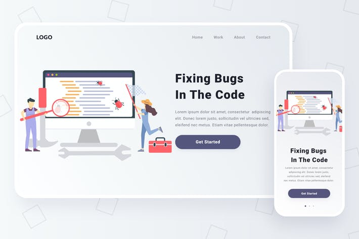 Thumbnail for Fixing Bugs in The Code Illustration