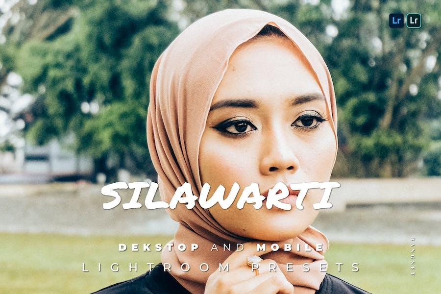 Silawarti Desktop and Mobile Lightroom Preset