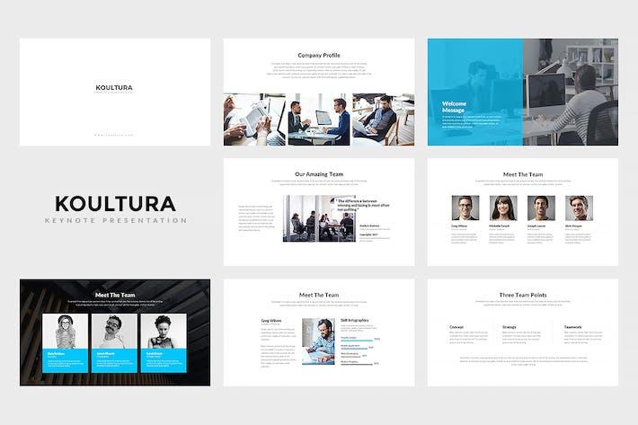 Koultura : Keynote Presentation
