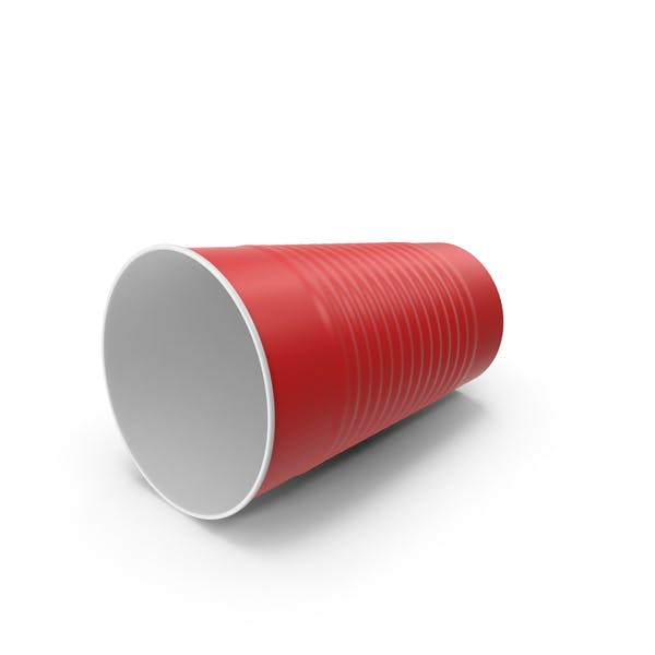 Red Plastic Cup