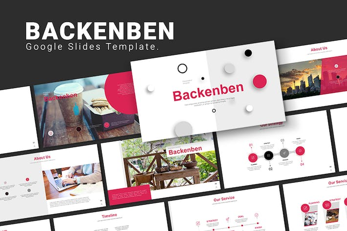 Thumbnail for Backenben - Google Slides