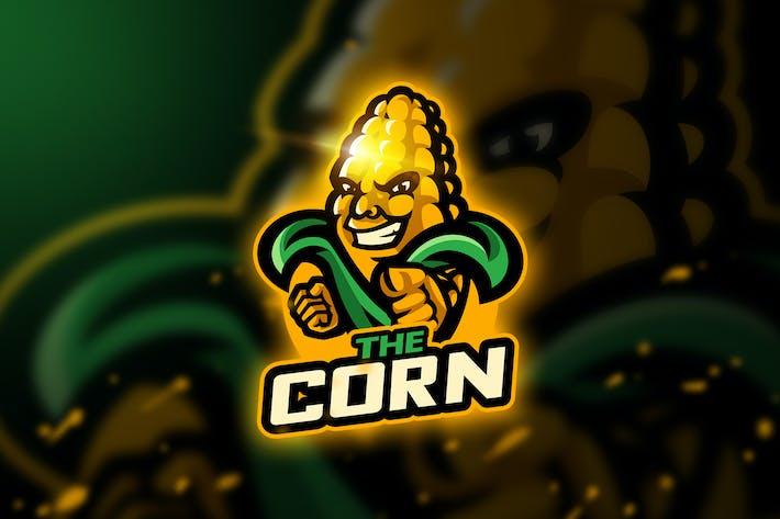 Thumbnail for The Corn - Mascot & Esport Logo