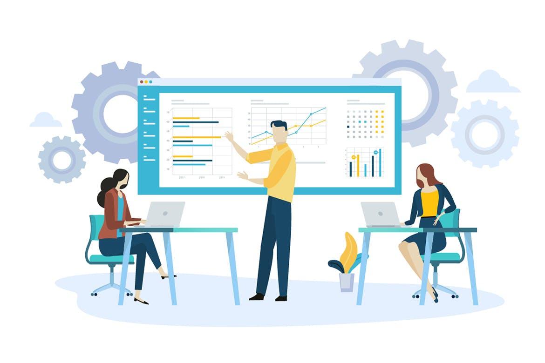 Reklama, Grafika i www