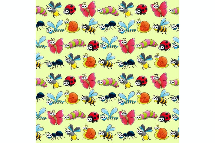 Thumbnail for Insects Background