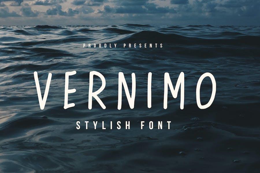 Vernimo Font