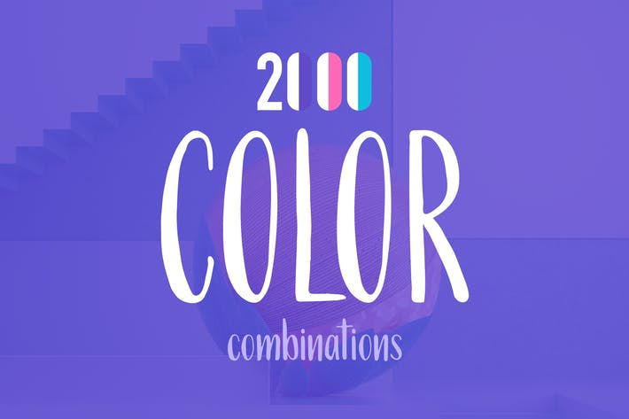 Thumbnail for 2000 Color Combinations