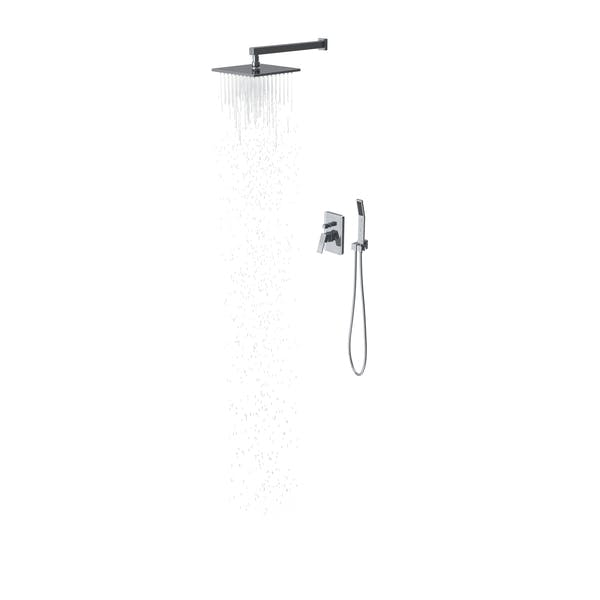 Современный душ