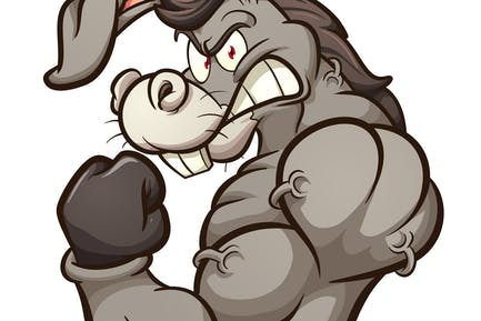 Strong Donkey