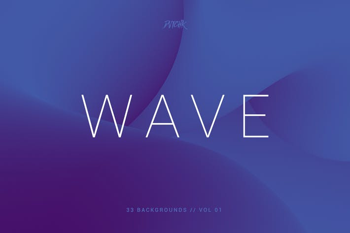 Thumbnail for Wave | Smooth Backgrounds | Vol. 01