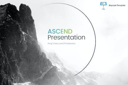 Ascend - Keynote Template