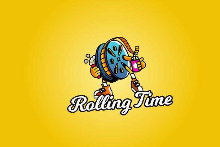 Thumbnail for movie roll - Mascot & Esport Logo