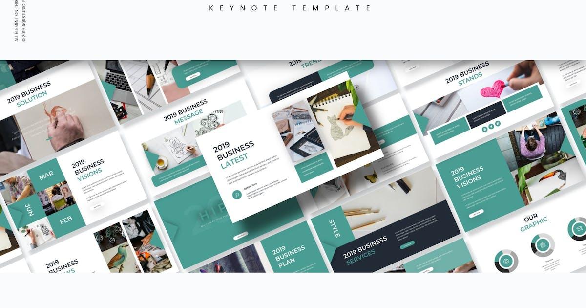 Download Hipbiz - Keynote Template by aqrstudio