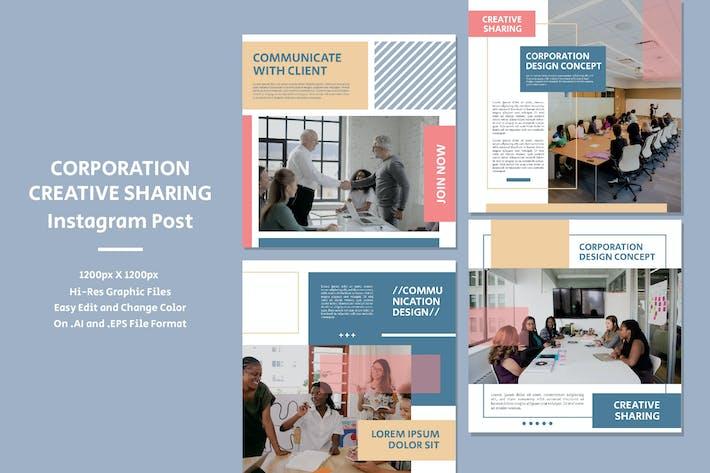 Thumbnail for Corporation Creative Sharing