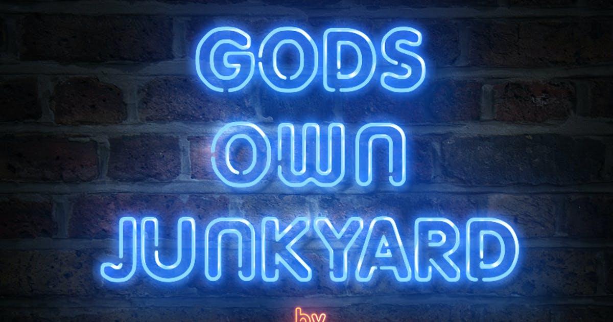 Download Gods own junkyard by simonok