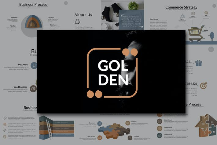 Thumbnail for Golden Keynote