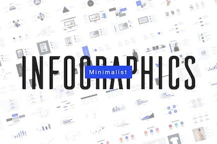 Minimalist Infographics Keynote