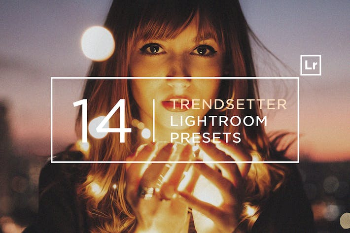 Cover Image For 14 Trendsetter Lightroom Presets