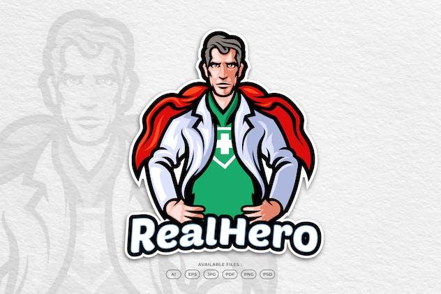 Medical Hero Logo
