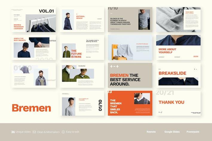 Thumbnail for Bremen Presentation