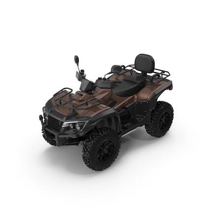 Motocicleta ATV