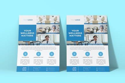 Medical Flyer Template