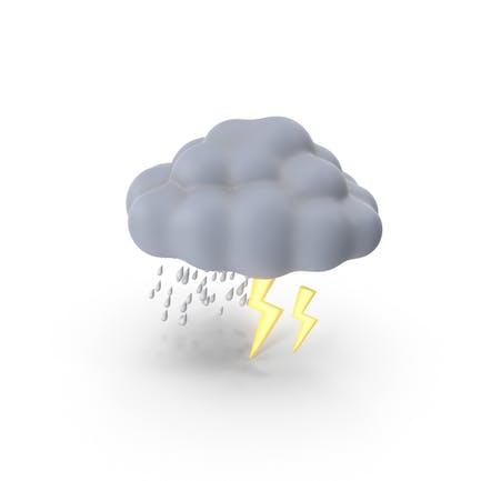 Wettervorhersage Gewitter