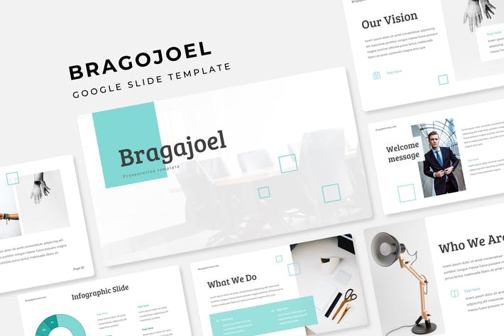 Cover Image For Bragajoel - Google Slide Template
