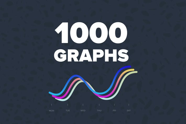 Thumbnail for 1000 Colored Graphs