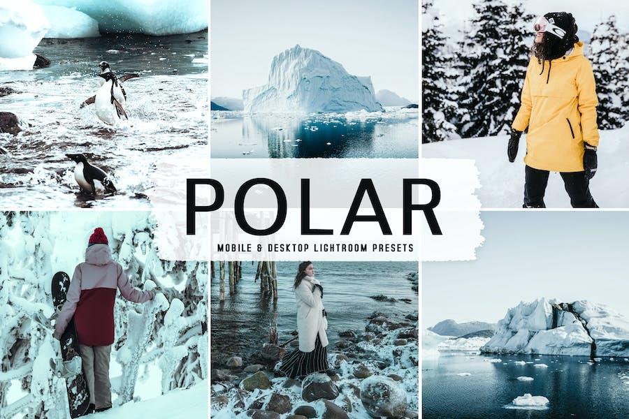 Polar Mobile & Desktop Lightroom Presets