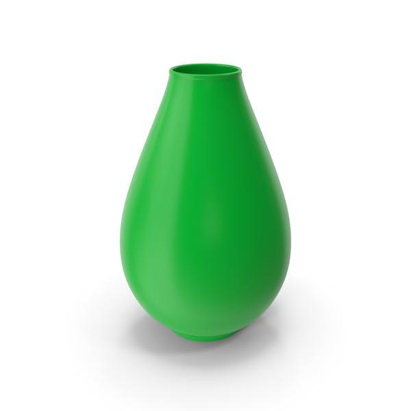 Decorative Vase Green