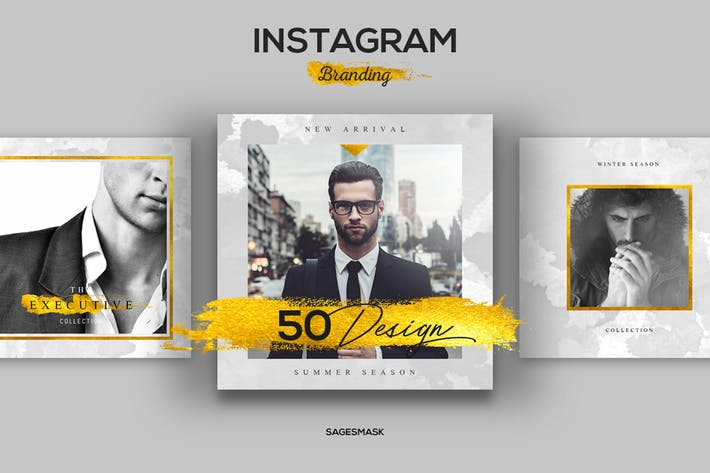 Thumbnail for Instagram Branding