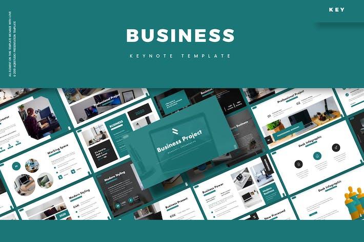 Business - Keynote Template