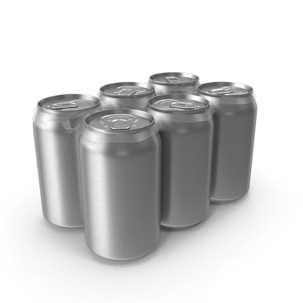 Six Pack of Cans