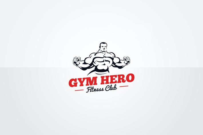 Thumbnail for Gym Logo Template