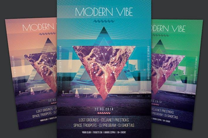 Thumbnail for Modern Vibe Flyer