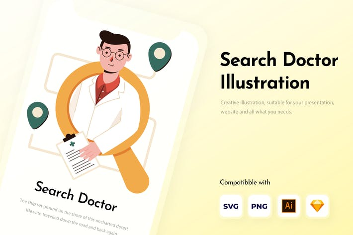 Search Doctor