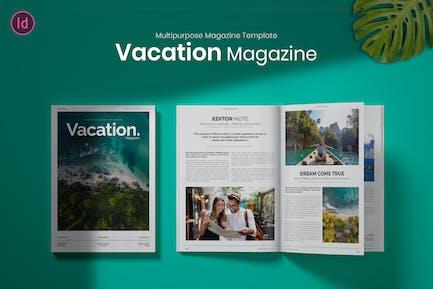 Urlaub Magazin