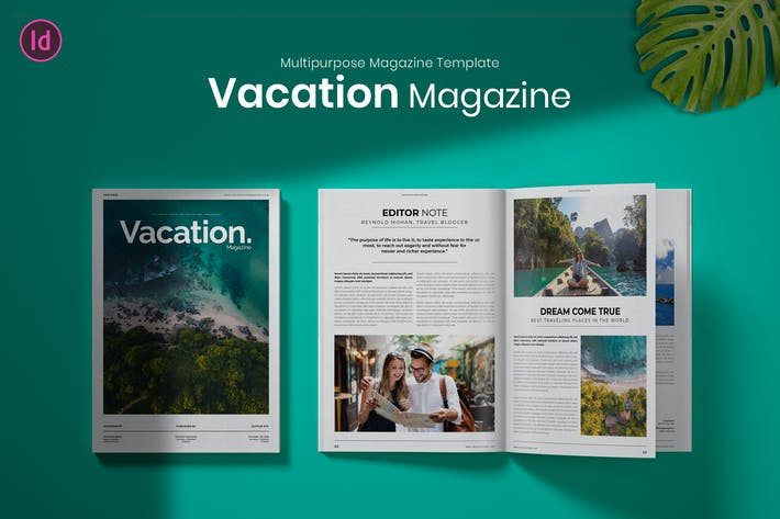 Thumbnail for Vacation Magazine