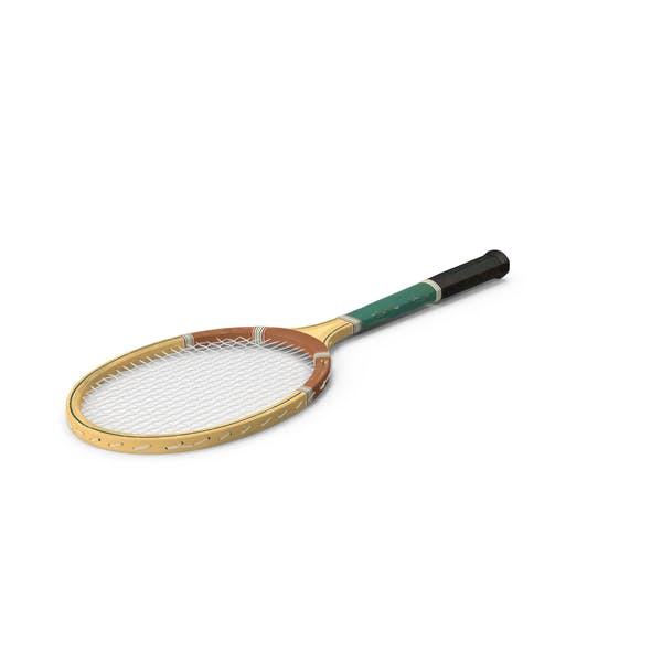 Cover Image for Tennis Racket