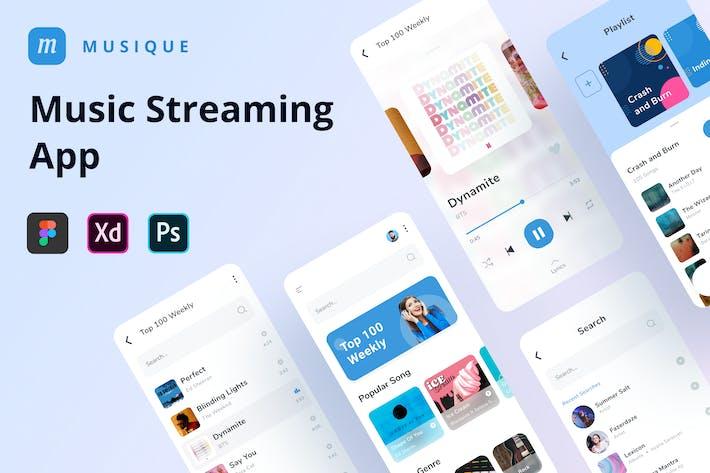 Musique - Appli Musique Streaming