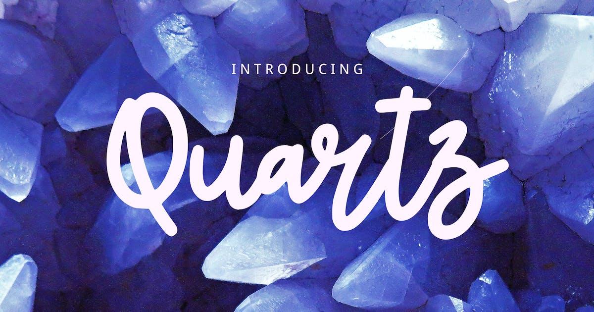 Download Quartz Script by yandidesigns