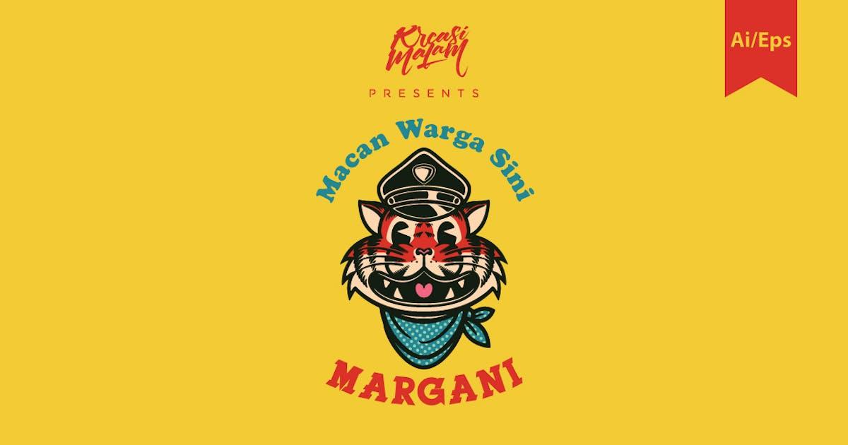 Download Margani Logo Template by Ijajil