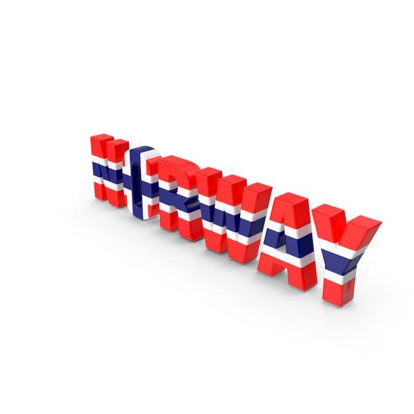 Norwegen Text