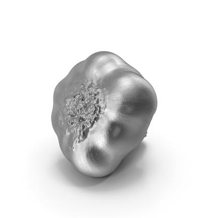 Knoblauch Silber
