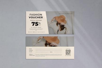 Fashion Design Voucher