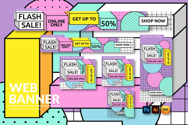 Flash Sale   Web Banner