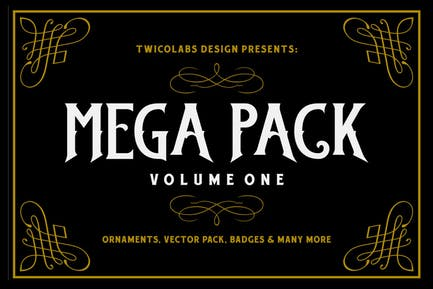 Twicolabs Mega Vector Pack