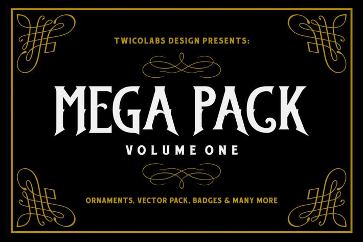 Thumbnail for Twicolabs Mega Vector Pack
