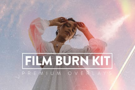 Kit de 30 películas de superposición
